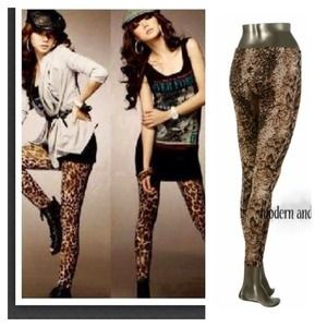 Pants - RESERVED @ohsichic☀New python print leggings