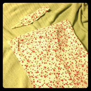 Dresses & Skirts - Reserved for mandisk8 Cherry Dress/Headband/Bikini