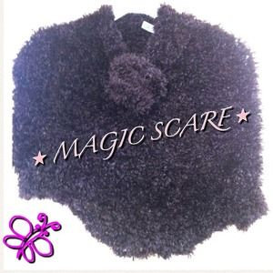 Accessories - Magic Scarf (tutorial video in above link)