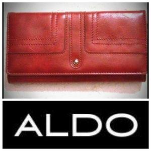 Authentic ALDO Wallet