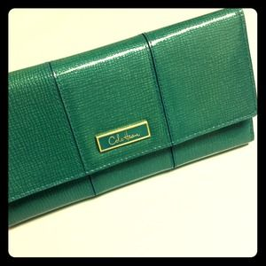 Cole Haan Clutches & Wallets - Brand New✨Cole Haan Turquoise WaLLet