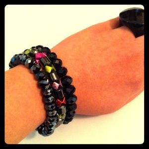 Jewelry - Magnetic Colored Bracelet