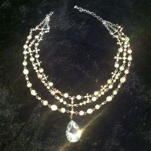 Marciano dressy necklace