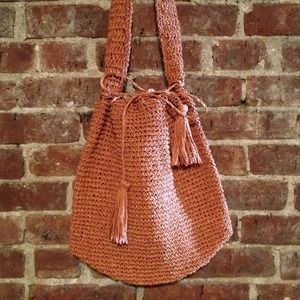 J. Crew Handbags - REDUCED: Woven Straw Satchel