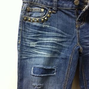 Denim - Brand New w/ Tag✨Semi Studded Jeans