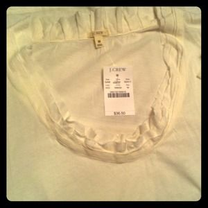 J. Crew Tops - Brand New w/ Tag✨Tissue Long Sleeves