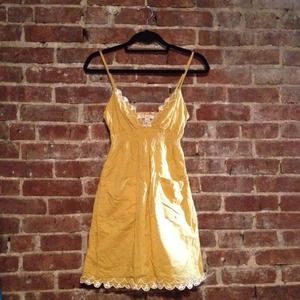 Forever 21 Dresses & Skirts - REDUCED: Yellow Tunic