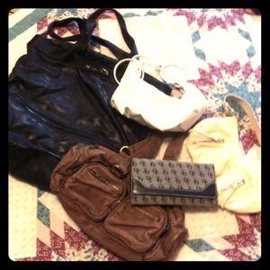 Reserved! Bundle of handbags