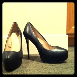 Zara Shoes - Reserved!- Zara black pumps NWOT