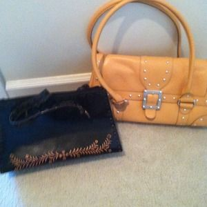 Michael Kors Handbags - Michael Kors  handbag and Kenneth Cole