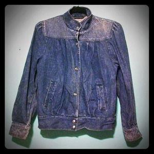 👖 Best vintage denim jean jacket eva