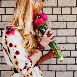 Dresses - Super Sweet Floral Spring Dress