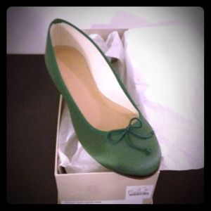 J. Crew Shoes - Brand New J.Crew Classic Satin Ballet Flats