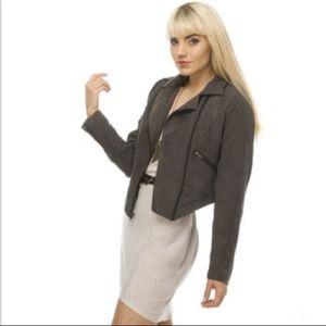 Jackets & Coats - Reduced Price! Faux Suede Jack by BB Dakota Jacket