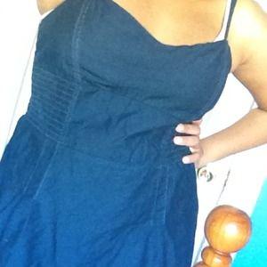 Dresses & Skirts - Soft Jean Dress