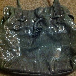 Reduced****Maurice's grey purse