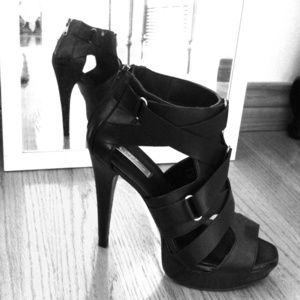 Zara Shoes - Too Hot To Part Shoes