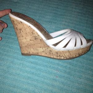 qupid Shoes - REDUCED Spring wedges