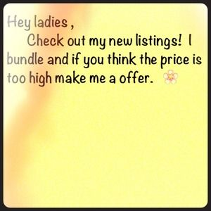 Other - New listings!!!!