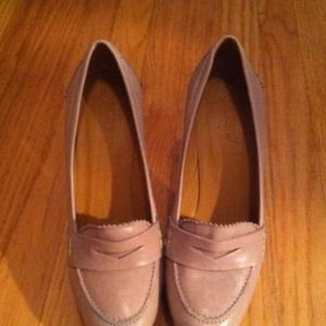 J. Crew Shoes - J. Crew Oxford pumps!