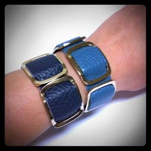 Accessories - Belted Leather Cuff