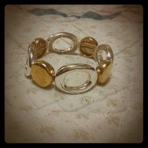 Jewelry - Two tone bracelet
