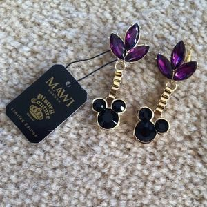 Disney Couture Jewelry - NEW Disney Couture Earrings