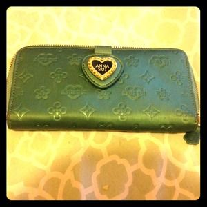 Anna Sui Clutches & Wallets - RESERVED 🔨 andie