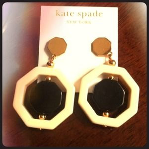 BRAND NEW Original Kate Spade Earrings (with box)