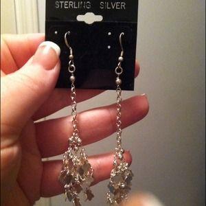 Jewelry - Long dangle earrings-new