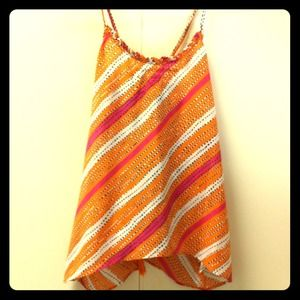 American Eagle Outfitters Tops - Brand New✨Summer Orange Top