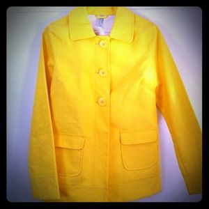 Brand New w/ Tag✨Your YeLLow Rain Coat