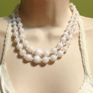 Jewelry - Double necklace