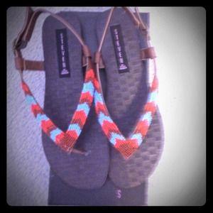 Steven by steve madden sandals brand new