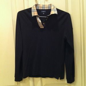 Burberry Tops - Burberry shirt + braclet + item bundle