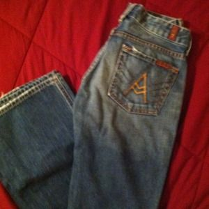 7 for All Mankind jeans - A pocket