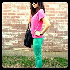 H&M Pants - Reserved @mamathayer bundle H&M pants/rogan top