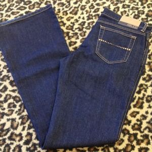 Denim - NWOT Glo dark denim bootcut jeans