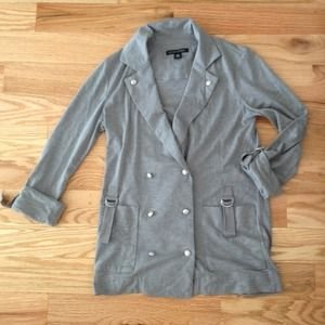 Banana Republic Jackets & Blazers - Banana Republic military style long cardigan