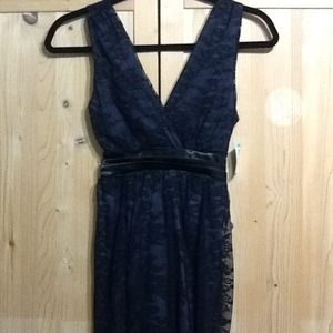 Tops - NWT black lace top