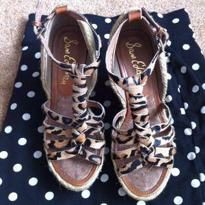 Sam Edelman Shoes - RESERVED @kaciemeek