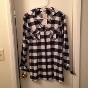 Tops - Plaid top!
