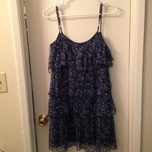 A.B.S floral dress