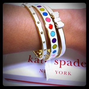 kate spade Jewelry - 🔴SOLD🔴Kate Spade Color me Bangle