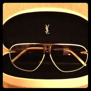 Yves Saint Laurent Accessories - Reduced ! Yves saint laurent vintage style glasses