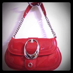 Handbags - Ravishing Red Small Bag