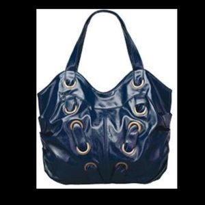 Handbags - Brand new blue bag. Faux leather.