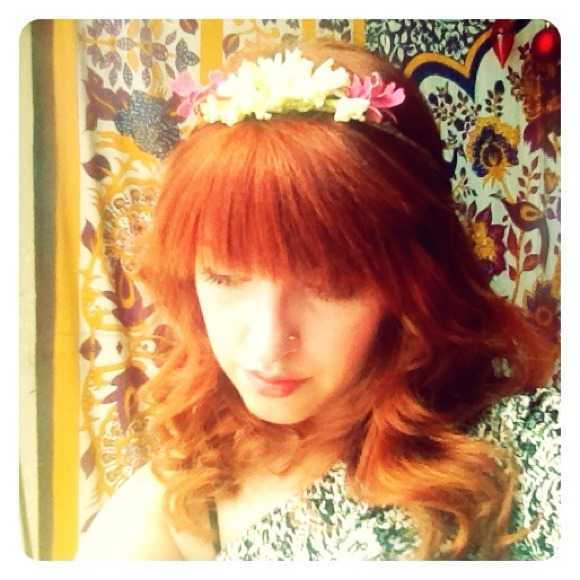 Accessories - Bohemian FLOWER Crown