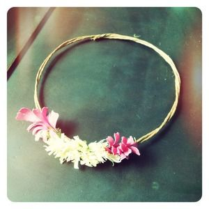 Accessories - Bohemian FLOWER Crown 2
