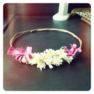 Accessories - Bohemian FLOWER Crown 3